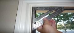 warped doorframe