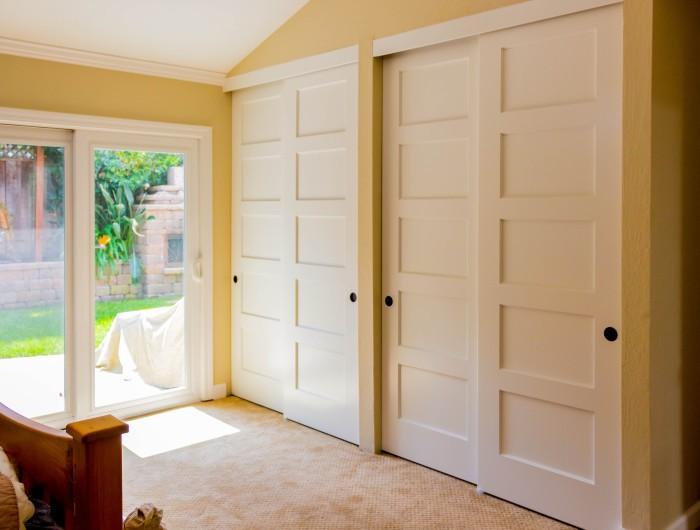 TruStile Closet Doors