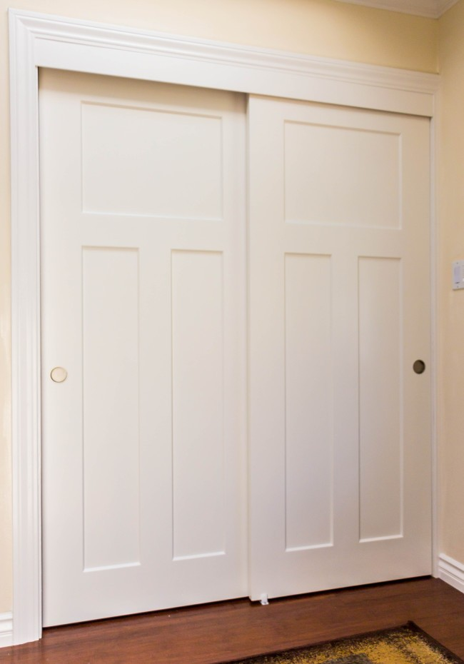 Craftsman Closet Doors Craftsman Look In Interior Doors Traditional Interior Doors Lynden Door