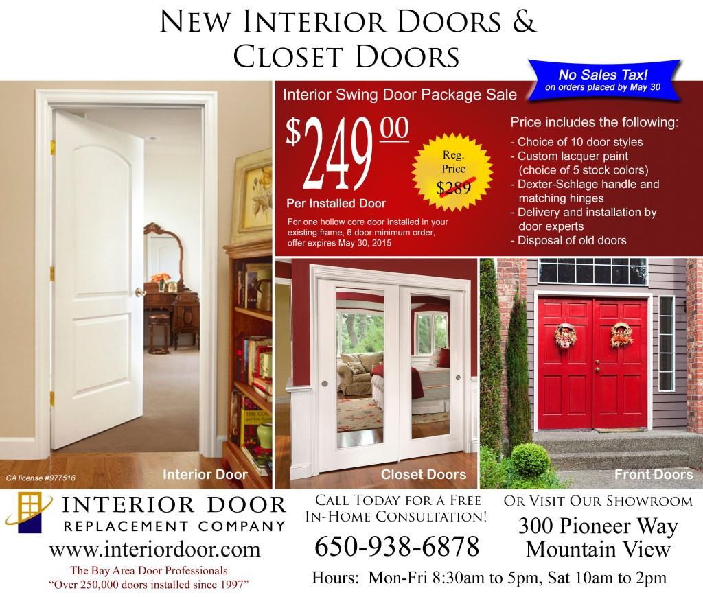 interior door special offer