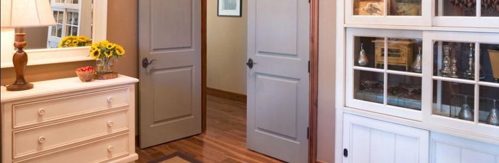 Custom MDF premium interior doors