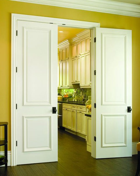 Custom Trustile MDF interior door
