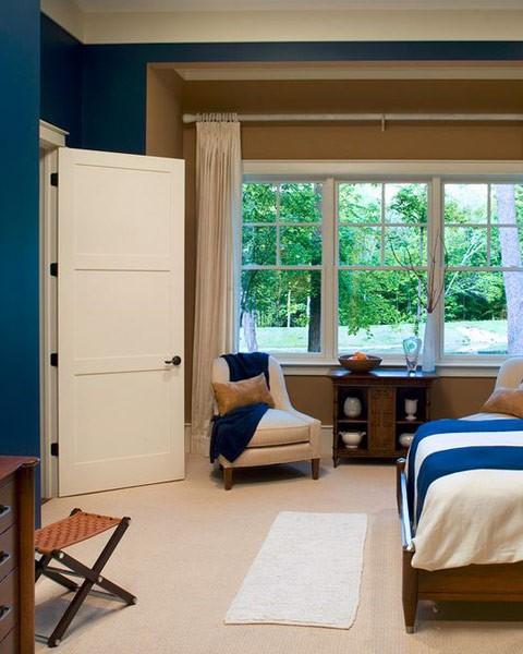 2-panel customer shaker door