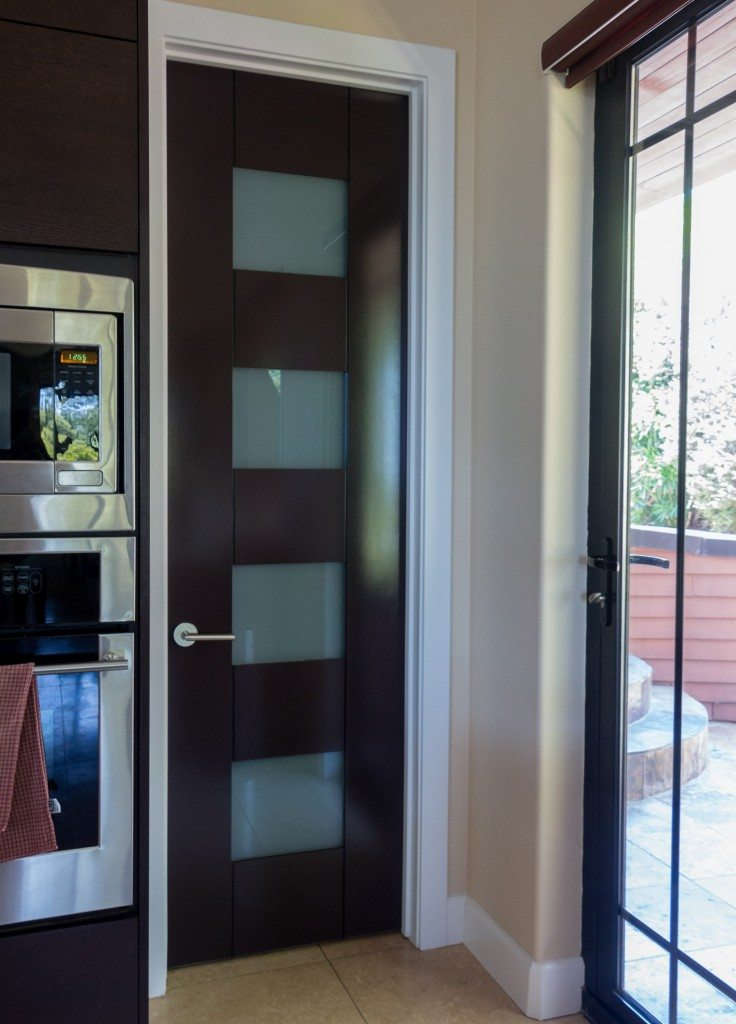 TruStile interior door