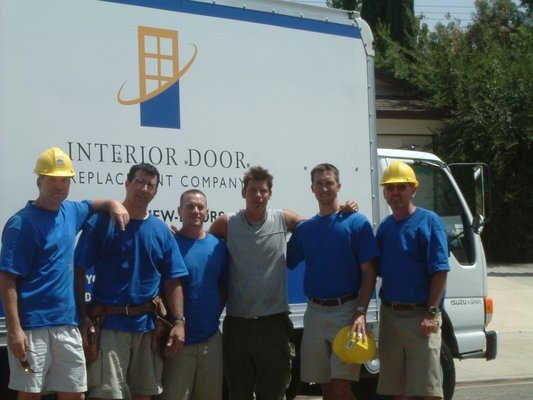 Extreme Makeover Home Edition - Interior Door Replacement Company