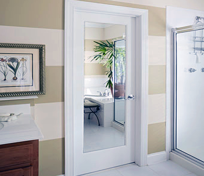 Mirrored Reflections - Interior Door Replacement Company