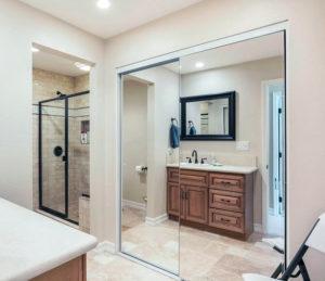 Mirrored Closet Doors - Interior Door Replacement Company